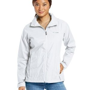 NWT Columbia Women's Switchback II Jacket in White